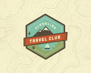 CLEARLINK Travel Club Logo